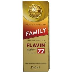FLAVIN 77 FAMILY SZIRUP 250 ml