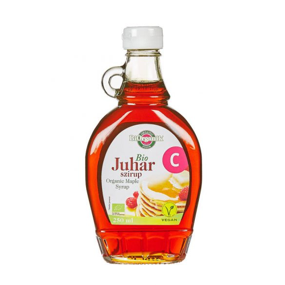 "BIORGANIK BIO JUHARSZIRUP ""C"" 250 ml"