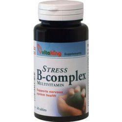 VITAKING STRESS B-COMPLEX TABLETTA 60 db