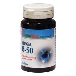 VITAKING MEGA B-50 TABLETTA 60 db