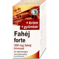 DR.CHEN FAHÉJ FORTE KAPSZULA 60 db