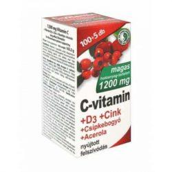 DR.CHEN C-VITAMIN+D3+CINK+ACEROLA+CSIPK. 105 db