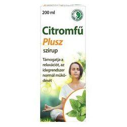 DR.CHEN CITROMFŰ PLUSZ SZIRUP 200 ml