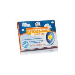 1x1 vitaday d3 vitamin filmtabletta új 30db