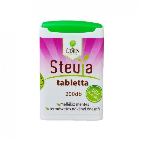 EDEN PR. STEVIA TABLETTA 200 db