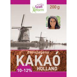 SZAFI R. KAKAÓPOR HOLLAND 10-12% 200G 200 g
