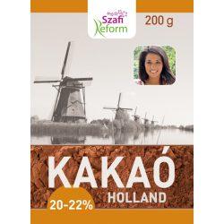 SZAFI R. KAKAÓPOR HOLLAND 20-22% 200G 200 g