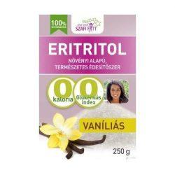 SZAFI R. ERITRITOL VANÍLIÁS 250G 250 g