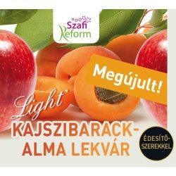 SZAFI R. LEKVÁR KAJSZIBARACK-ALMA 350 g