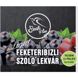 SZAFI F. LEKVÁR FEKETERIBIZLI-SZŐLŐ 350 g