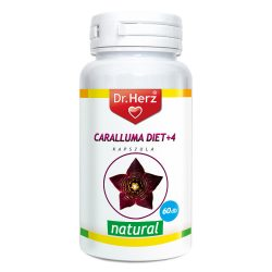 DR.HERZ CARALLUMA DIET+4 KAPSZULA 60 DB 60 db