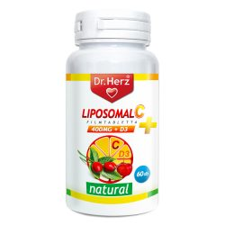 DR.HERZ LIPOSOMAL C+D3 TABLETTA 60db