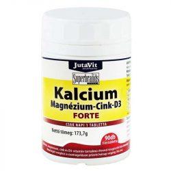 JUTAVIT KALC-MAGNÉZIUM-CINK TABL. 30 DB