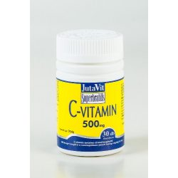 JUTAVIT C-VITAMIN TABLETTA 500MG 30db