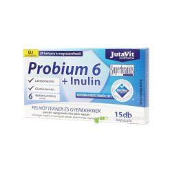 JUTAVIT PROBIUM 6+INULIN KAPSZULA 15 DB 15 db