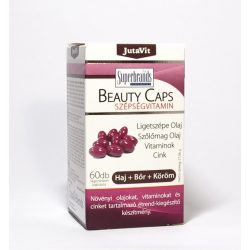 JUTAVIT BEAUTY CAPS KAPSZULA 60 db
