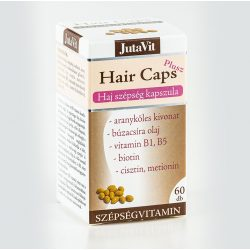 JUTAVIT HAIR CAPS KAPSZULA 60 db