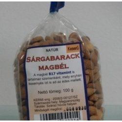 SÁRGABARACK MAGBÉL 100 g