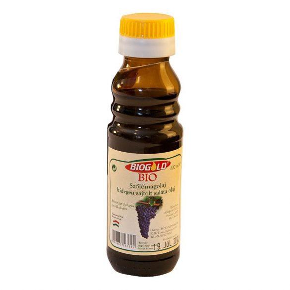 Biogold szőlőmag olaj 100 ml