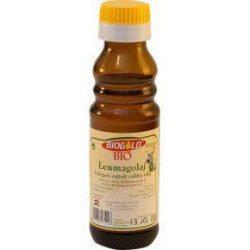 Biogold lenmagolaj salátaolaj 100 ml 100ml