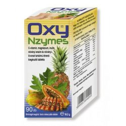 OXY NZYMES TABLETTA 90 db