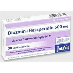 JUTAVIT DIOZMIN+HESZPERIDIN TABL. 30 DB 30 db