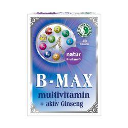 DR.CHEN B-MAX MULTIVITAMIN TABLETTA 40 db