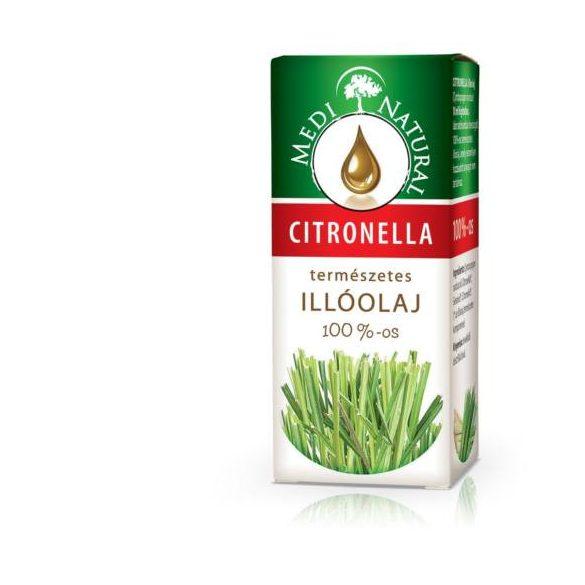 MEDINATURAL ILLÓOLAJ CITRONELLA 10 ml
