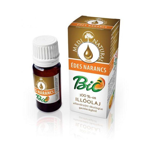 Medinatural bio édes narancs illóolaj 100% 5 ml
