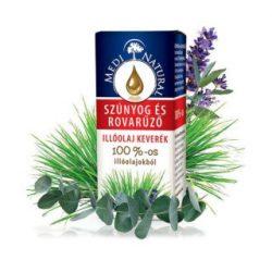 Medinatural illobello szúnyog és rovarűző illóolaj keverék 10 ml