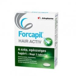 FORCAPIL TABLETTA HAIR ACTIV 30 DB 30 db