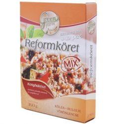 GREEN FARM REFORMKÖRET BULGUR-KÖLES 160 g