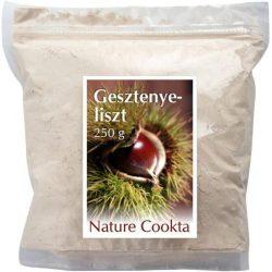 NATURE COOKTA GESZTENYELISZT 250 G 250 g