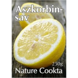 NATURE COOKTA ASZKORBINSAV 250 g