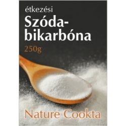 NATURE COOKTA ÉTKEZÉSI SZÓDABIKARBÓNA 250 g