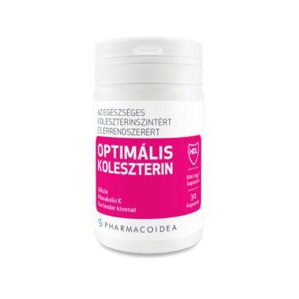 Pharmacoidea optimális koleszterin kapszula 30 db
