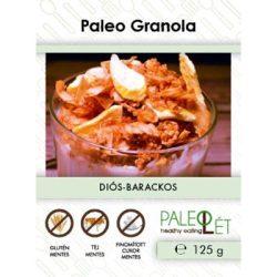 PALEOLÉT PALEO GRANOLA DIÓS-BARACKOS 125 g