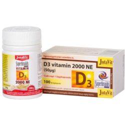 JUTAVIT D3-VITAMIN LÁGYKAPSZULA 100 DB 100 db
