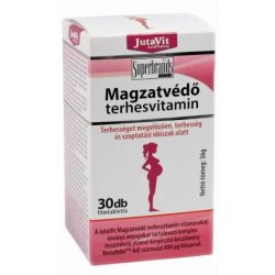 Jutavit magzatvédő terhesvitamin 30 db 30db