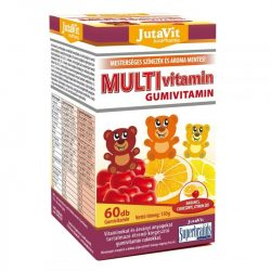 JUTAVIT MULTIVITAMIN GUMIVITAMIN 60 DB 60 db