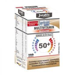 JUTAVIT MULTIVITAMIN IMMUNER 50+ 100 DB 100 db