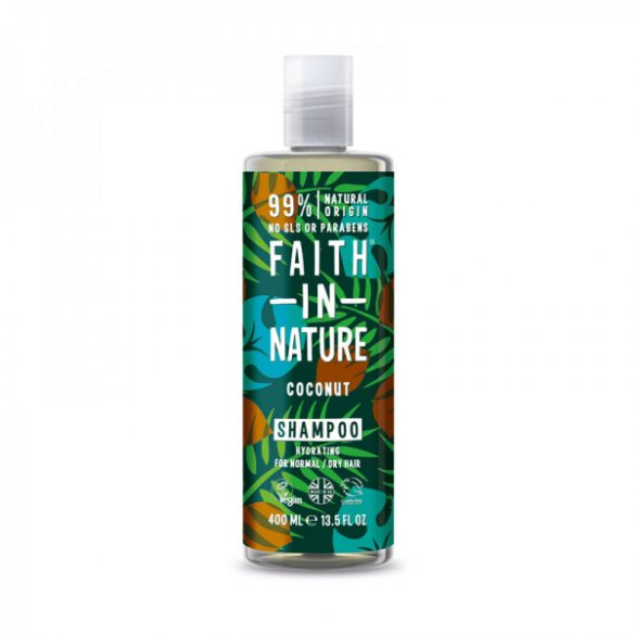 FAITH IN NATURE TUSF. KÓKUSZ 400ML 400 ml
