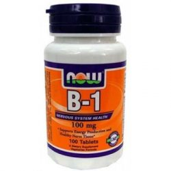 NOW B-1 VITAMIN TABLETTA
