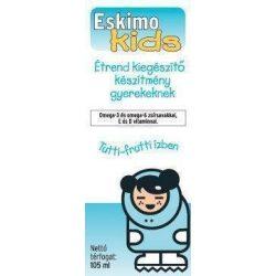ESKIMO KIDS OLAJ 105 ML TUTTI-FRUTTI 105 ml