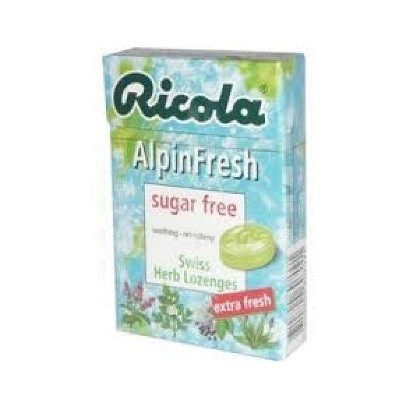 Ricola cukorka alpine fresh 40 g