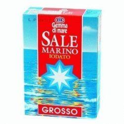 Sale Marino tengeri só  durva 1000 g