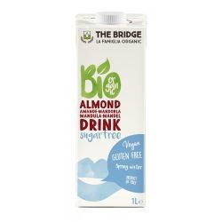 THE BRIDGE BIO MANDULAITAL CUKORMENTES 1000 ml