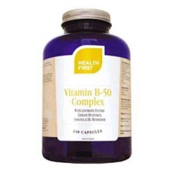 HEALTH FIRST B-50 VITAMIN KOMPLEX