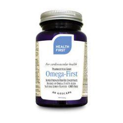 HEALTH FIRST OMEGA-FIRST KAPSZULA 60 db