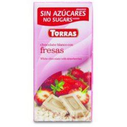 TORRAS FEHÉRCSOKOLÁDÉ EPRES CM.GM. 75 g